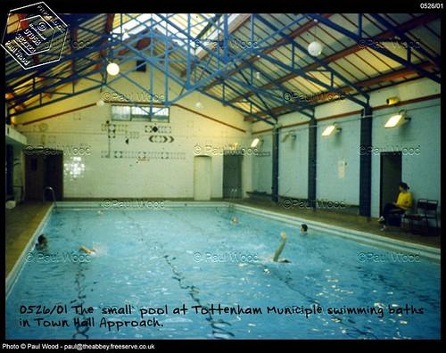 Tottenham Muni In Use C1988 The Tottenham Municiple Swim Flickr