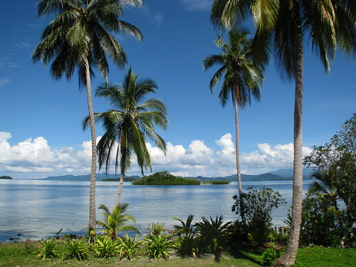Uepi Dining - Solomon Islands | by whl.travel