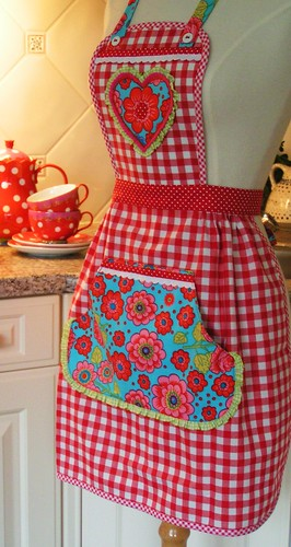 My apron for Sarah | by dutch-colours