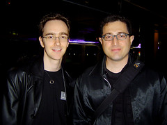 me and tantek | by 200ok