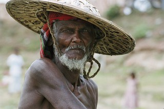 An older man in rural Bangladesh | by World Bank Photo Collection