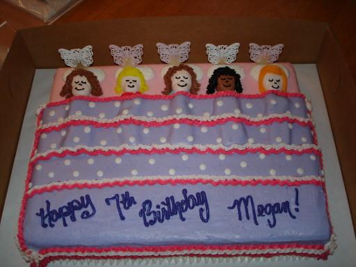 Slumber Party Birthday Cake katyskakes Flickr