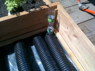 Portable Micro Garden (PMG) - Sub-irrigated Raised Beds & Boxes | by GreenScaper