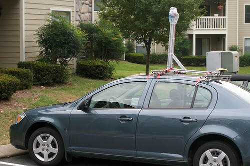 Google Streetview car closeup | by Anthonut
