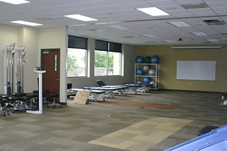 Physical Therapy classroom Physical Therapy