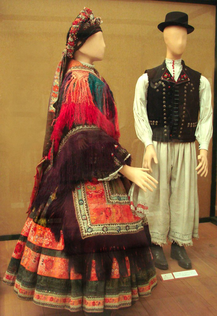 Costumes traditionnels (Hongrie)