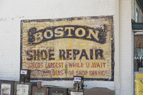 Shoe Repair Annapolis Valley