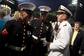 100530-N-0696M-240 | by Chairman of the Joint Chiefs of Staff