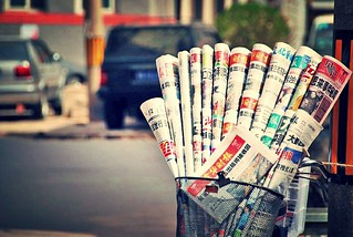 News papers? | by faungg's photos