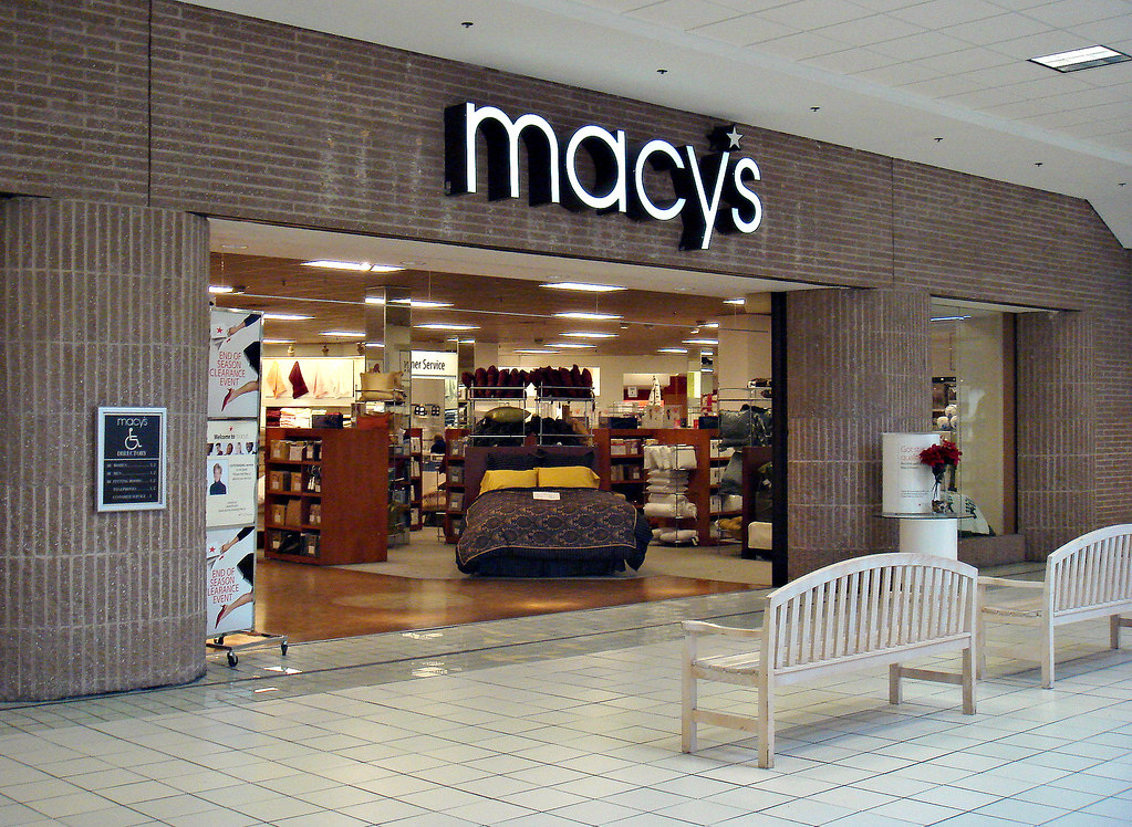 Macys lower level