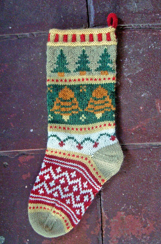 Christmas Stocking | by sailingknitter