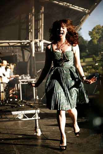 Kate Nash @ Electric Gardens Festival | by Gregory Warran