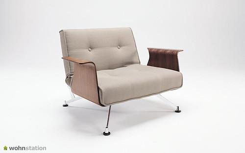 wohnstation innovation clubber 03 chair sessel 1 sofa. Black Bedroom Furniture Sets. Home Design Ideas