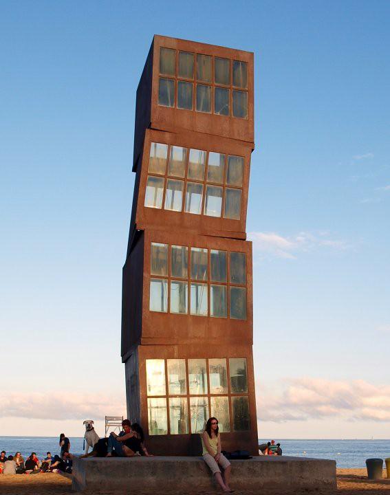 ... Lu0027Estel Ferit   Tower Cube Barcelona | By Oh Barcelona.com