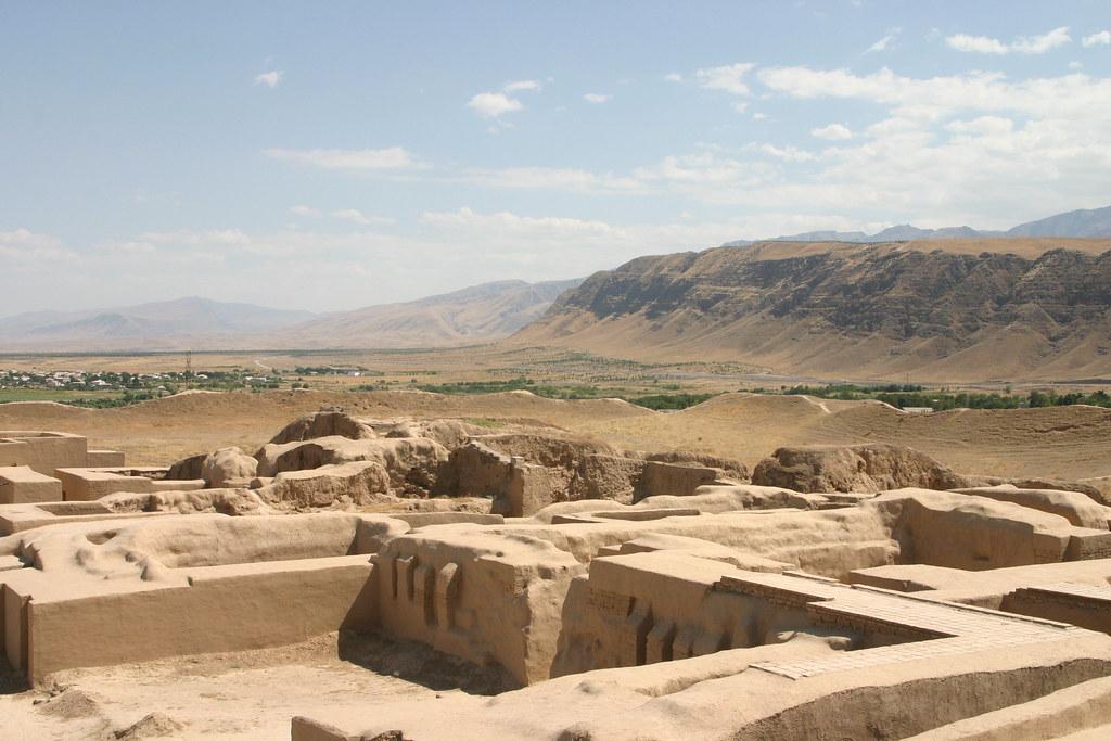 Image result for turkmenistan parthian fortress