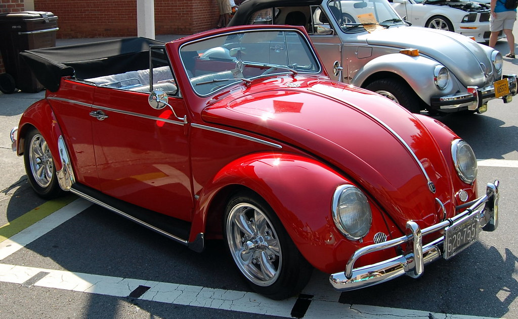 69 VW Beetle Convertable   Aaron Webb   Flickr