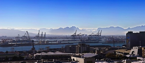 Cape Town Harbor Panorama | by dan.rich77