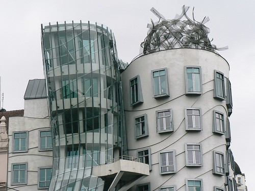 The dancing House in Prague | by Daniel Tardif (Best of)