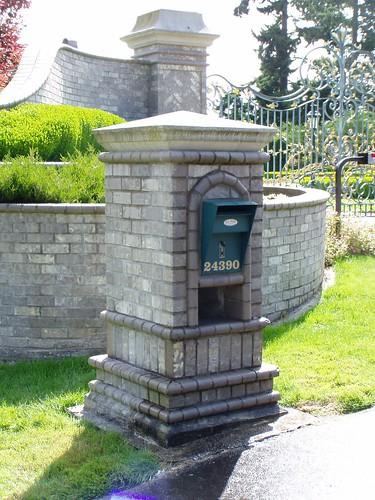 7 Brick Mailbox Baker Masonry Llc 503 539 6792 Mutual