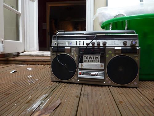 Boombox | by STML