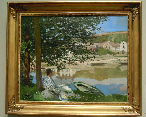 Image Result For On The Bank Of The Seine Bennecourt