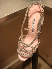 Manolo Blahnik $1065 shoe (31 W 54th St - New York) | by scalleja