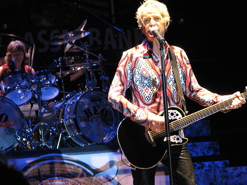Summerfest 2007 - REO Speedwagon | by bcmom