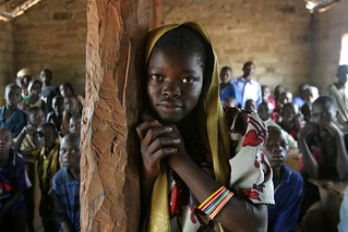 School children in the Central African Republic | by hdptcar