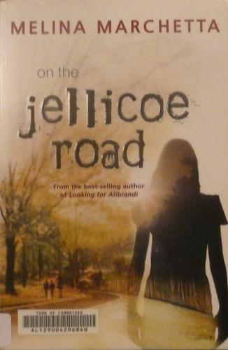 on the jellicoe road book cover original book cover. Black Bedroom Furniture Sets. Home Design Ideas