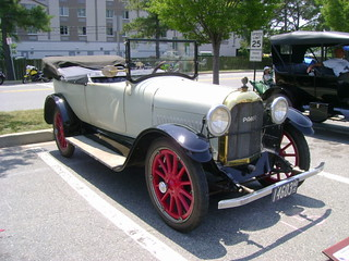 1915 paige maryland motor vehicle administration 100th for Motor vehicle administration md