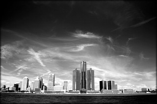 Detroit Skyline | by paulhitz