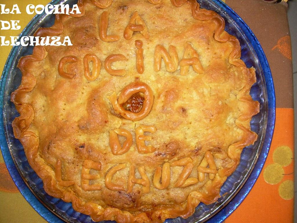 Empanada Calamares Hecha Una Lechuza En La Cocina Flickr