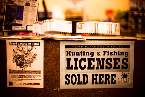 Hunting and fishing licenses at wal mart austin texas Fishing license at walmart