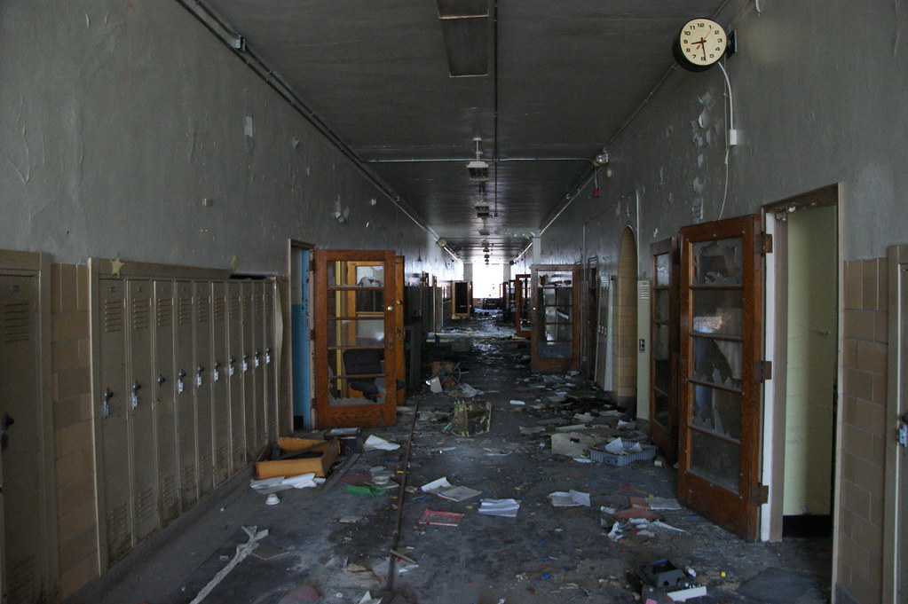 abandoned st louis school nitram242 flickr