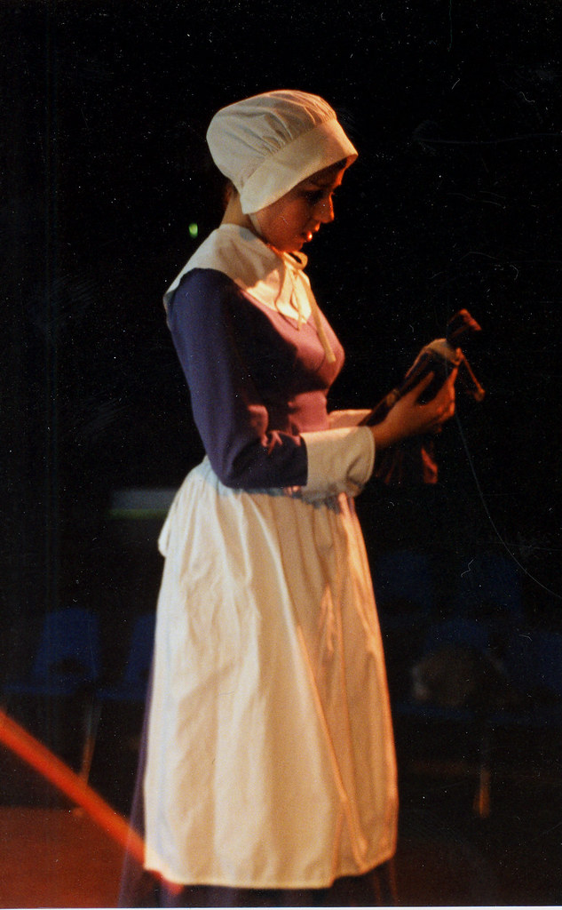 elizabeth the crucible