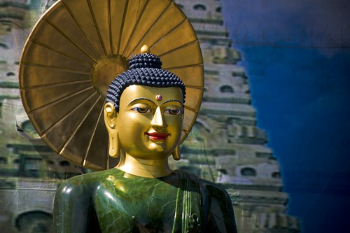 Jade Buddha for Universal Peace | by Troy B Thompson