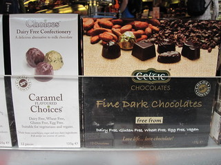 Vegan Celtic Chocolates and Choices Caramels | by veganbackpacker