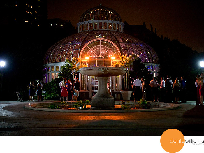 ... Brooklyn Botanical Gardens Wedding At The Palm House, NY 12 | By  Photosbydante