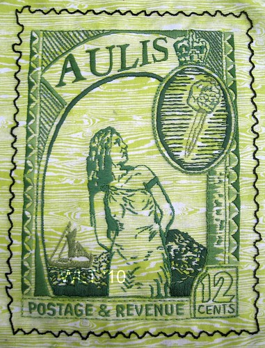 Iphigenia in Aulis Commemorative Stamp | by Penny Nickels