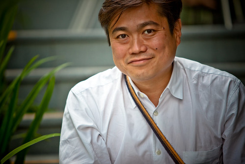 Joi Ito - Geeks On A Plane - China - ASIA Tour | by Kris Krug