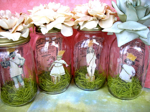 Wedding Jar Fairies! | by Lisa Kettell