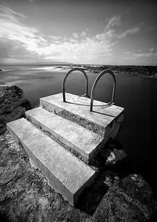 Sea Steps | by alastair.stockman