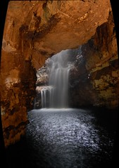 Smoo Cave Waterfall | by subflux
