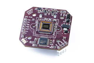 MT9V032 camera board - assembled | by Dan Strother