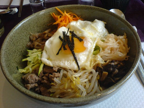 Bibimbap | by clotilde