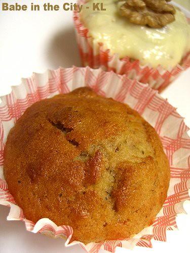 Fat Free Carrot Cake Cupcakes