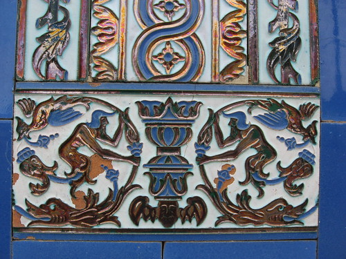 Rialto Theatre (1923)  1621 Franklin St - Tampa - Tile Detail | by JSDesign