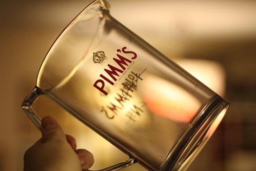 Pimm's Pitcher | by blankbaby