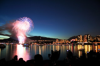 celebration of light 2007 - vancouver, canada, fireworks | by jonrawlinson
