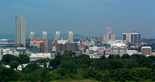 Albany Skyline - August 2005 | by kz1000ps